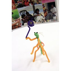 Yarn Mantis Picture Holder (Colombia)