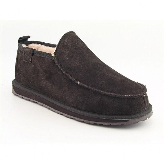 Emu Australia Men's 'Bubba' Brown Slippers