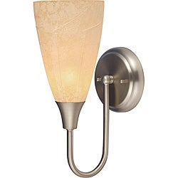 Woodbridge Lighting 1-light Satin Nickel Wall Sconce