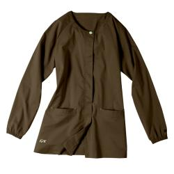 IguanaMed Sienna Brown Women's Nursing Jacket