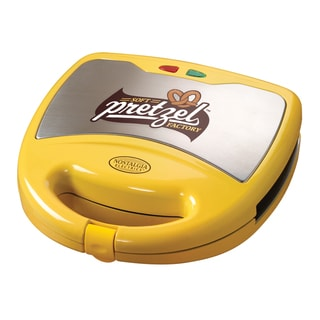 Nostalgia Electrics Soft Pretzel Maker