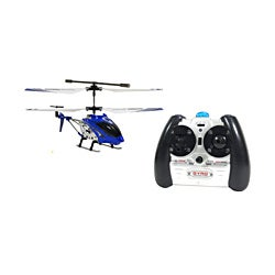 GYRO Phantom S107 3.5CH Electric RTF RC Helicopter
