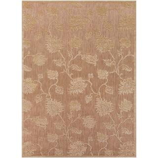 Anvil Indoor/Outdoor Floral Rug (7'10 x 10'8)