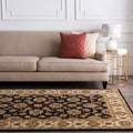 Hand-tufted Ligurian Wool Rug (8' x 11')