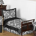 Sweet JoJo Designs 'Isabella' Black Bedding Set