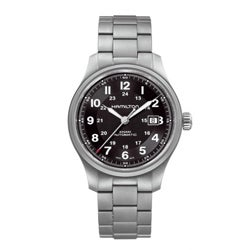 Hamilton Men's Automatic Titanium Watch