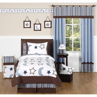 Sweet JoJo Designs StarryNight 4-piece Twin-size Bedding Set