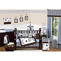 Starry Night 9-piece Crib Bedding Set
