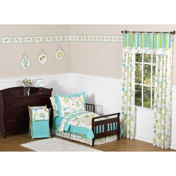 Sweet JoJo Designs Layla 5-piece Toddler Bedding Set
