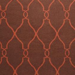 Jill Rosenwald Hand Woven Bideford Wool Rug (5'X8')