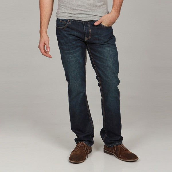 Seven7 Men's Acquire Straight Jeans