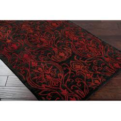Candice Olson Hand Tufted Kirthar New Zealand Wool Rug (9' x 13')