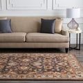 Hand Tufted Akaishi Wool Rug (4' x 6')