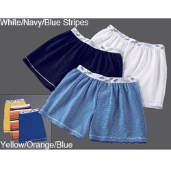 Boys' Cotton Boxers (set of 3)
