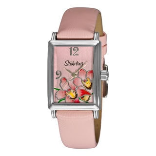 Stuhrling Original Women's Botanica Girl Swiss Quartz Watch