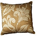 "Chantal Floral Clay 18"" Pillow set of 2"