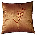 Velvet Thistle 18-inch Pillow (Set of 2)