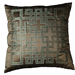 LNR Home Geo-ando Mole 18-inch Pillow