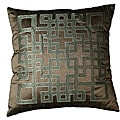 "Geo-Ando Mole 18"" Pillow set of 2"