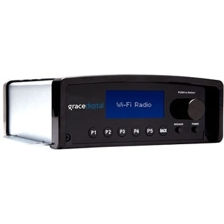 Grace Digital GDI-IRBM20 Internet Radio Featuring SiriusXM Internet M