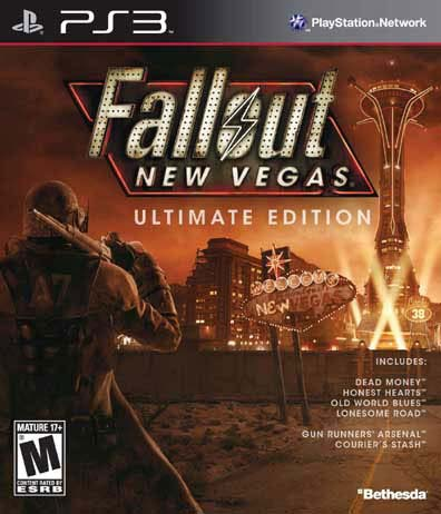 PS3 - Fallout: New Vegas Ultimate Edition
