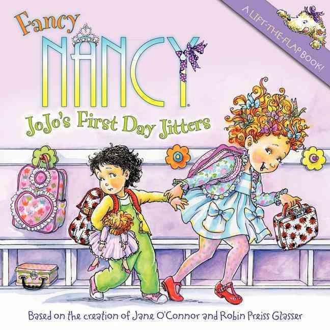 Jojo's First Day Jitters (Paperback)
