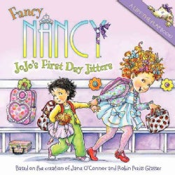 Jojo's First Day Jitters (Paperback)