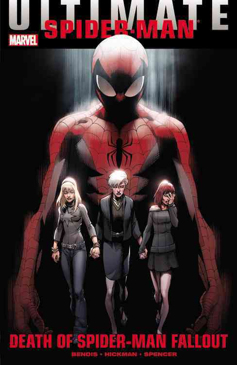 Ultimate Comics Spider-man: Death of Spider-man Fallout (Paperback)