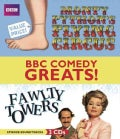 Monty Python's Flying Circus & Fawlty Towers: Episode Soundtracks (CD-Audio)
