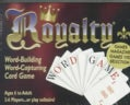 Royalty Word-Building, Word-Capturing Card Game (Cards)