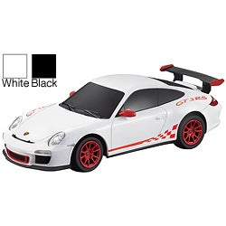 Premium Black Remote-control Battery-operated Porsche GT3 RS