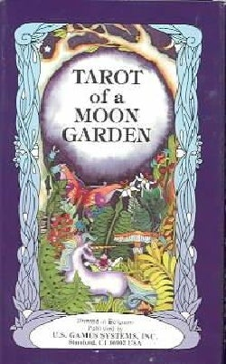 Tarot of a Moon Garden (Cards)