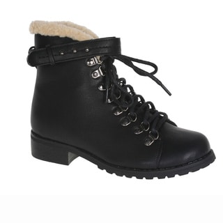 Story Women's 'Nevada' Lace-up Ankle Boots
