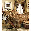 Sherry Kline China Art Brown Queen 6-piece Comforter Set