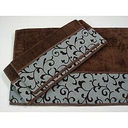 Sherry Kline Becall Decorative 3-piece Towel Set