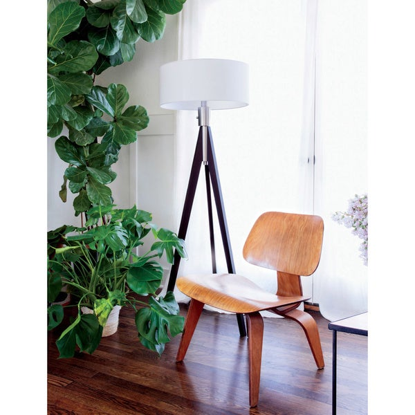 "Nova Lighting ""Tripod"" Floor Lamp"