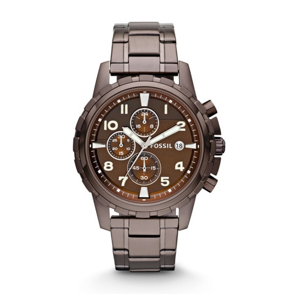 Fossil Men's 'Ansel' Stanless Steel Watch
