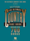The Ultimate Country Fake Book: C Instruments (Spiral bound)