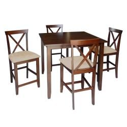 Natalie 5-piece Counter Set