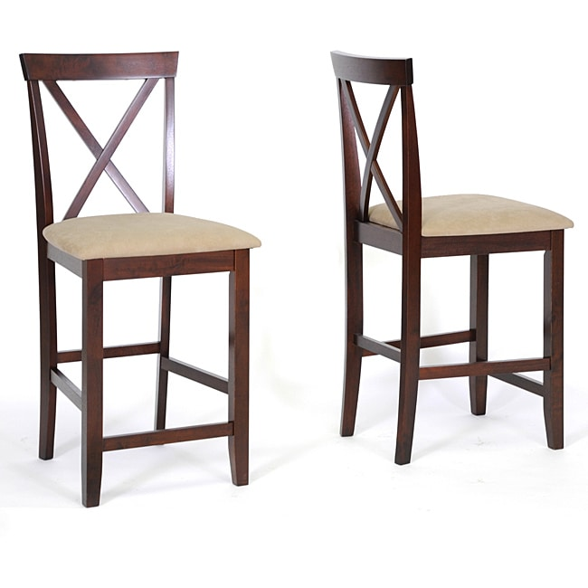 Natalie Counter Height Stools Set Of 2 13974374