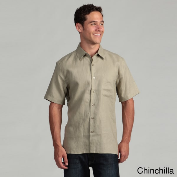 Visitor Men's Linen Shirt