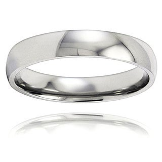 Polished Stainless Steel Ring