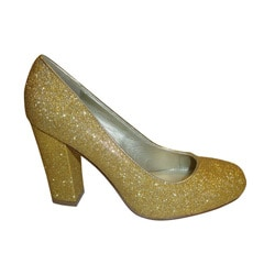 Bucco Ladies ' Imperial Glitter Pumps