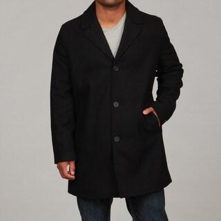Tommy Hilfiger Men's Wool Blend Top Coat FINAL SALE