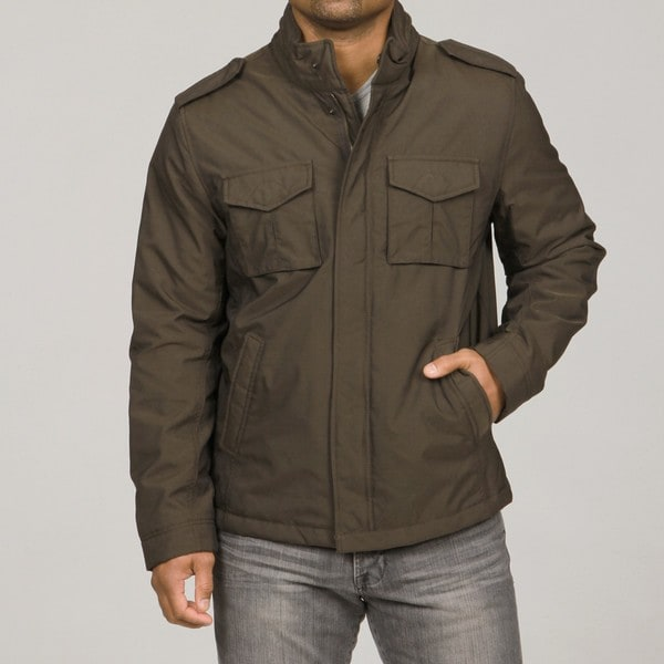 Tommy Hilfiger Men's Military Jacket
