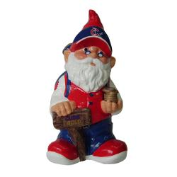 Chicago Cubs 11-inch Gnome Bank