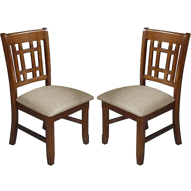Baxton Stuido Megan Dining Chairs (Set of 2)