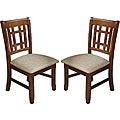 Baxton Stuido Megan Dining Chairs (Set of 2)