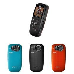 Kodak Zx5 Waterproof Pocket Video Camcorder (Refurbished)