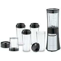 Cuisinart CPB-300 SmartPower 15-piece Compact Portable Blending/ Chopping System (Refurbished)